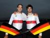 v.l. Bastian Seibt, Lars Wichert Rudern Deutschland
